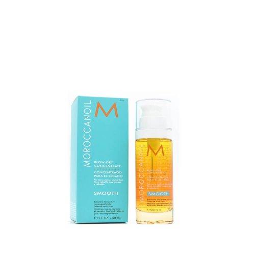 Серум за блясък и изглаждане на косата Moroccanoil Blow dry concentrate 50ml