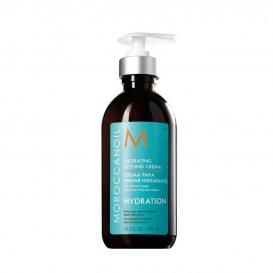 Хидратиращ крем за всеки тип коса / Moroccanoil Hydrating Styling Cream 300мл.
