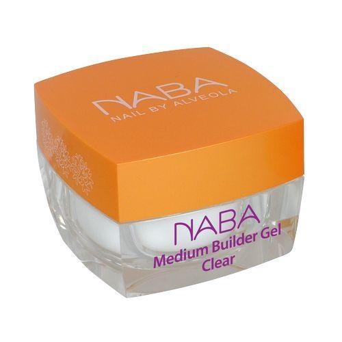 Изграждащи гелове - Изграждащ гел/ Medium Builder Gel Naba