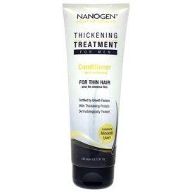 Уплътняващ балсам за мъже / NANOGEN / Thickening Treatment Conditioner 240мл.
