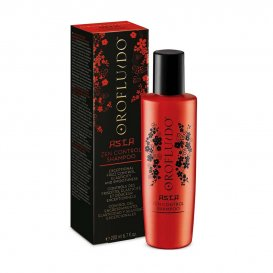 Приглаждащ шампоан за блясък Orofluido Asia Zen Control Shampoo 200ml