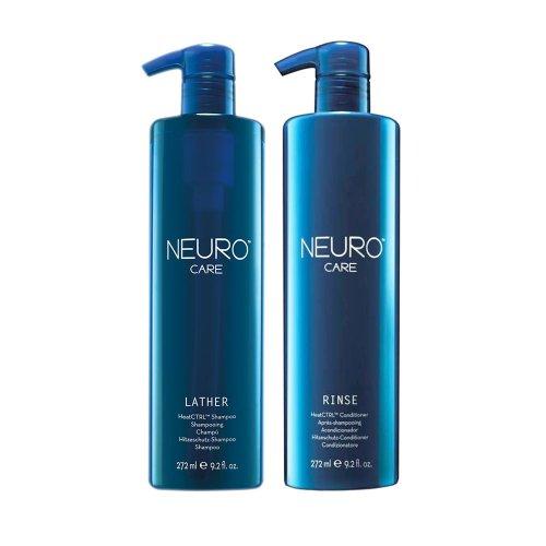Комплект Термозащитен шампоан и балсам Paul Mitchell Neuro Shampoo+Conditioner 272мл.