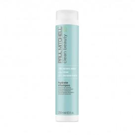 Хидратиращ шампоан за суха коса Paul Mitchell Clean Beauty Hydrate Shampoo 250ml