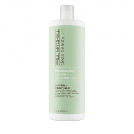 Балсам за непокорна коса Paul Mitchell Clean Beauty Anti-Frizz Conditioner 1000ml