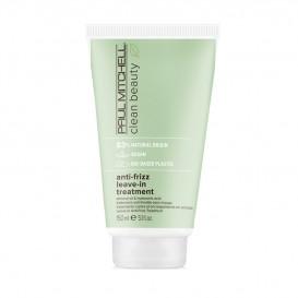 Маска за непокорна коса Paul Mitchell Clean Beauty Anti-Frizz Leave-in Treatment 150ml