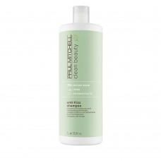 Шампоан за непокорна коса Paul Mitchell Clean Beauty Anti-Frizz Shampoo 1000ml