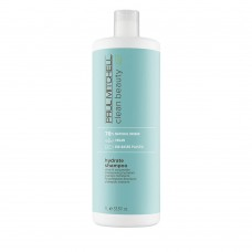 Хидратиращ шампоан за суха коса Paul Mitchell Clean Beauty Hydrate Shampoo 1000ml