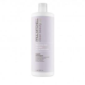 Шампоан за изтощена коса Paul Mitchell Clean Beauty Repair Shampoo 1000ml