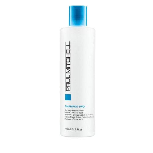 Дълбоко почистващ шампоан Paul Mitchell Shampoo Two 500ml
