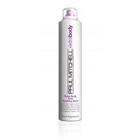 Лак за коса със супер силна фиксация за обем и блясък Paul Mitchell Extra-Body Firm Finishing Spray 300ml.