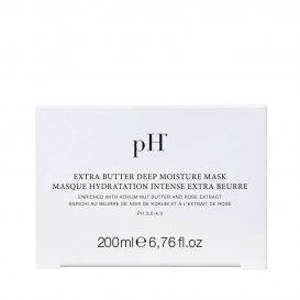 Хидратираща маска за много суха коса pH Deep Moisture 200ml