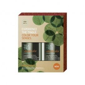 Комплект за боядисана коса с чаено дърво Paul Mitchell Tea Tree