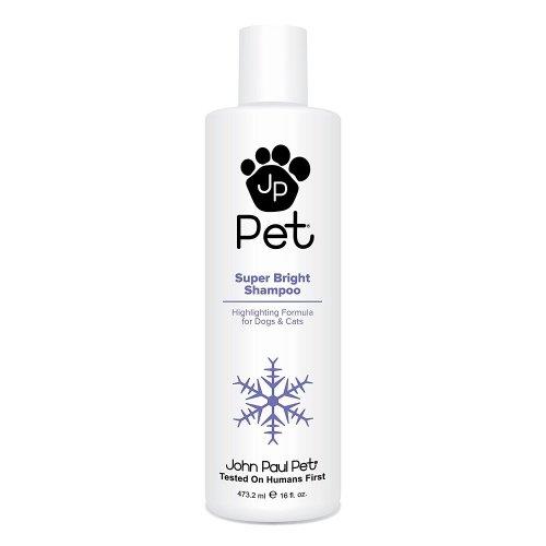 Шампоан за блясък за домашни любимци / John Paul Super Bright Shampoo 473 ml