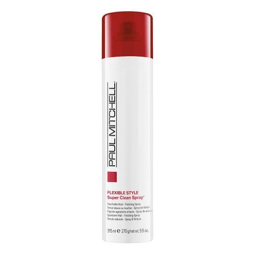 Лак за коса с гъвкава фиксация Paul Mitchell Super Clean Spray 300ml.