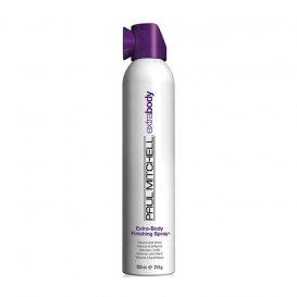 Лак за коса със силна фиксация за обем и блясък Paul Mitchell Extra-Body Finishing Spray 300ml.