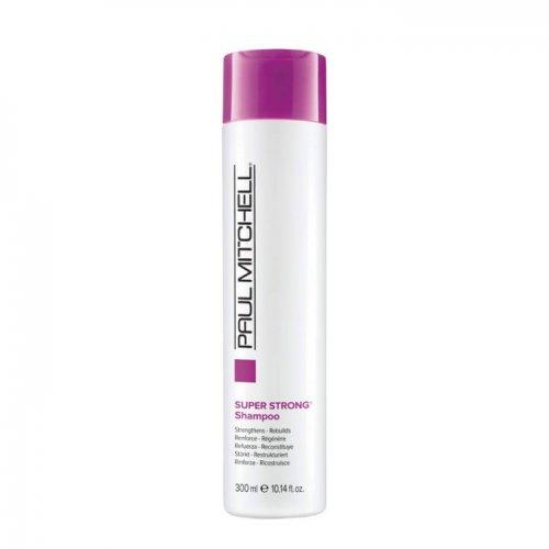 Слаби и увредени коси / Strength - Заздравяващ и предпазващ шампоан /  Paul Michell Super Strong Daily Shampoo 300ml.