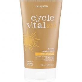 Хидратиращ крем за след слънце  / Eugene Perma Cycle Vital Sun 150мл.