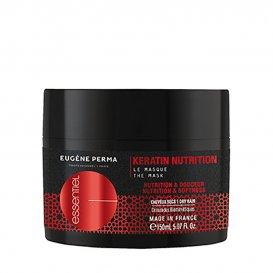 Подхранваща маска за изтощена коса Eugen Perma Keratin Nutrition 150 ml