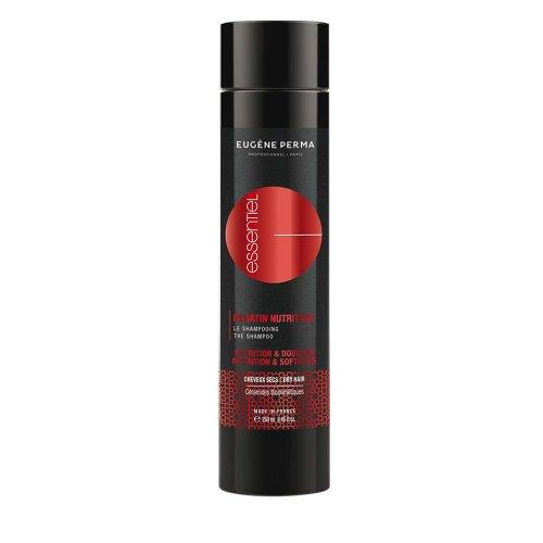 Шампоан с кератин за изтощена коса Eugene Perma Nutrition Keratin shampoo 250 мл