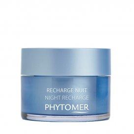 "Подхранващ нощен крем ""Нощно презареждане"" Phytomer NIGHT RECHARGE CREAM 50ml"