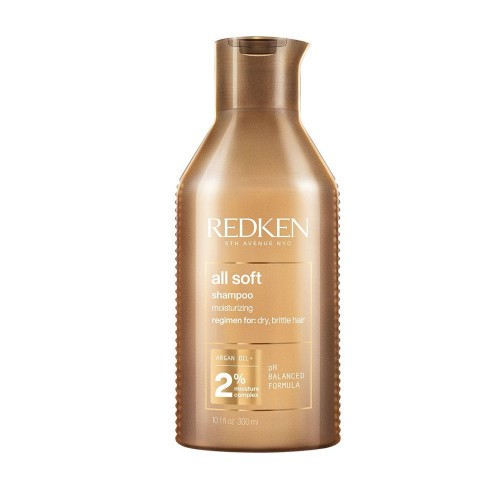 Шампоан за суха и изтощена коса Redken All Soft 300ml