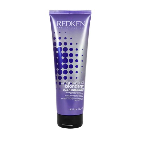 Екпресна маска за матиране на топли оттенъци Redken Express Anti-Brass 250ml
