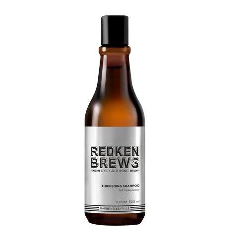 Уплътняващ шампоан за мъже Redken Brews Thickening shampoo 300ml