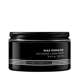 Вакса за мъже за блясък Redken Brews Mens Wax Pomade 100ml