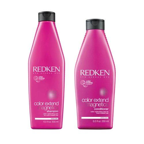 Комплект шампоан и балсам за боядисана коса Redken