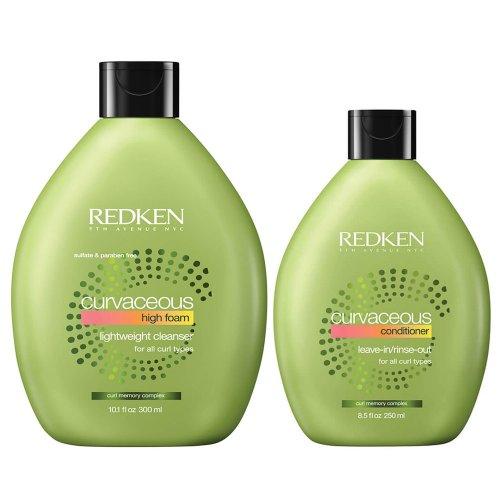 Комплект за къдрава коса Redken Curvaceus