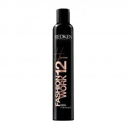 Лак за коса със средна фиксация Redken Fashon Work 12 400ml