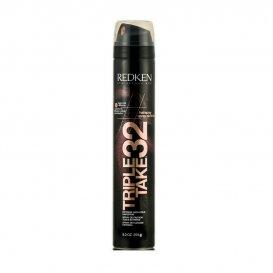 Лак за коса с екстремно силна фиксация Redken Triple Take 32 300g
