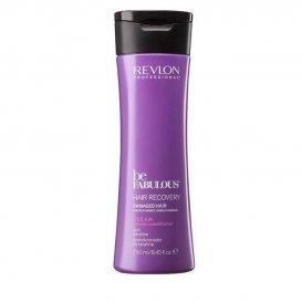 Възстановяващ балсам за изтощена коса Revlon Recovery Keratin Conditioner 250ml
