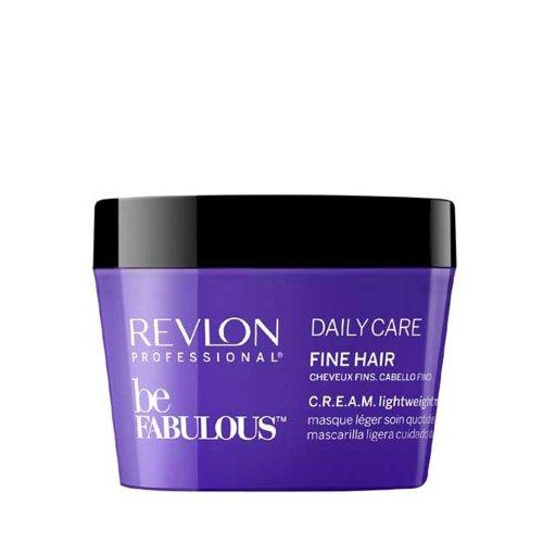 Маска за обем за фина и тънка коса Revlon Daily Care Lightweight Mask 200ml