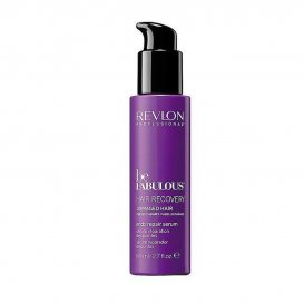 Възстановяващ серум за увредена коса Revlon Recovery Ends Repair Serum 80ml