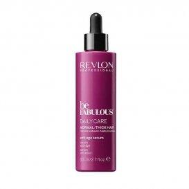 Серум за ежедневна грижа за нормална до плътна коса Revlon Daily Care Anti-Age Serum 80ml
