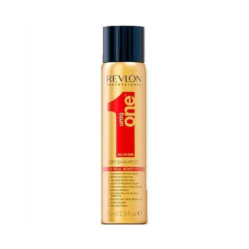 Сух шампоан за обем / Revlon Uniq One Dry Shampoo 75ml