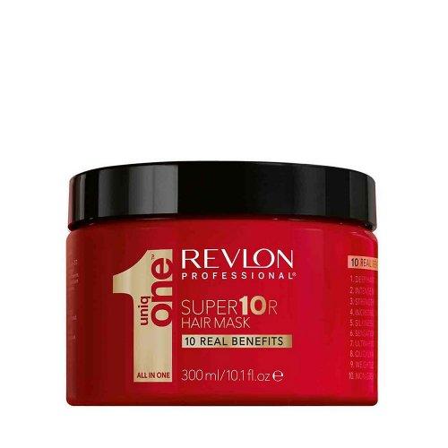 За ежедневна грижа/Revlon Uniq One - Маска за подхраневане с 10 действия /Uniq ONE Superior Hair Mask 300 мл