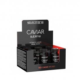Ампули за възстановяване на косата с хайвер Selective Caviar 6x10ml