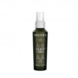 Подхранващо олио за всеки тип коса с конопено масло Selective Hemp Elexir 100ml