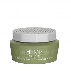 Интензивна хидратираща маска за суха и изтощена коса с конопено семе Selective Hemp 250ml
