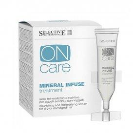 Подхранващи ампули за коса SELECTIVE On Care Mineral infuse treatmen 10x10ml