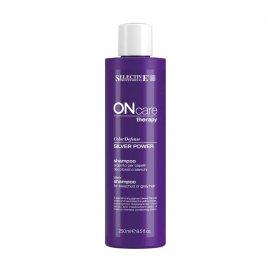 Матиращ шампоан / SELECTIVE Silver power shampoo 250мл.