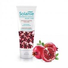 Антиоксидантна пилинг-маска Solanie cosmetics  Antioxidant Cleansing Facial Mask 125ml