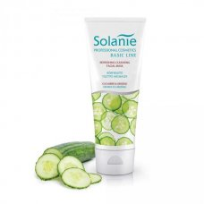 Освежаваща пилинг маска / Solanie cosmetics Refreshing Cleansing Facial Mask 125ml