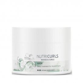Подхранваща маска за къдрава коса Wella Nutricurls 150ml