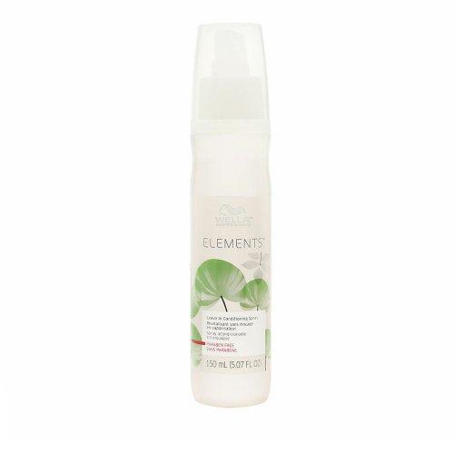 Двуфазен защитен спрей за коса Wella Elements Conditioning Leave-In spray 150ml