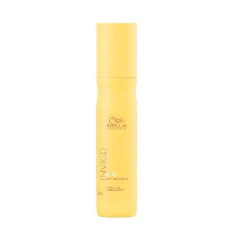 Спрей за коса за защита от УВ лъчи с вит. В5 Wella Sun Protection Spray 150ml