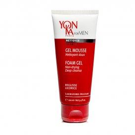 Дълбоко почистващ гел Yon-Ka For Men Foam Gel 100ml