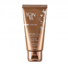 Слънцезащитен крем за лице SPF25 Yon-Ka SOLAR CARE SPF 25 UVA - UVB 50ml